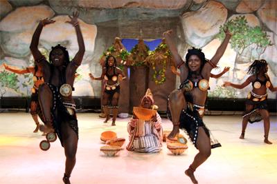 Ballets-africains
